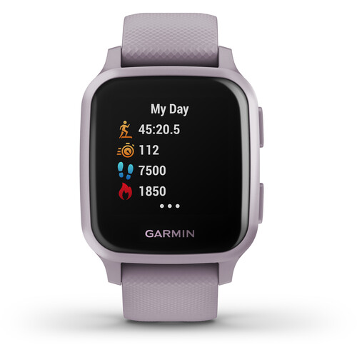 Garmin Venu Sq SmartWatch, Part Number 010-02427-82