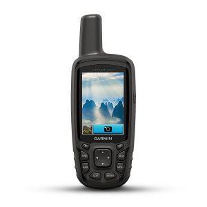 GPSMAP® 64sc SiteSurvey