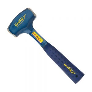 Estwing B3-2LB 2-Pound Mashing Hammer with Steel Handle