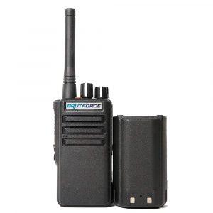 Brutforce BFR-001 UHF Two Way Radio ( Pack of 2 )