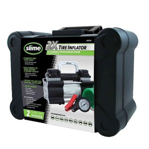 Slime 2X Heavy Duty Direct Drive Tire Inflator, 40026